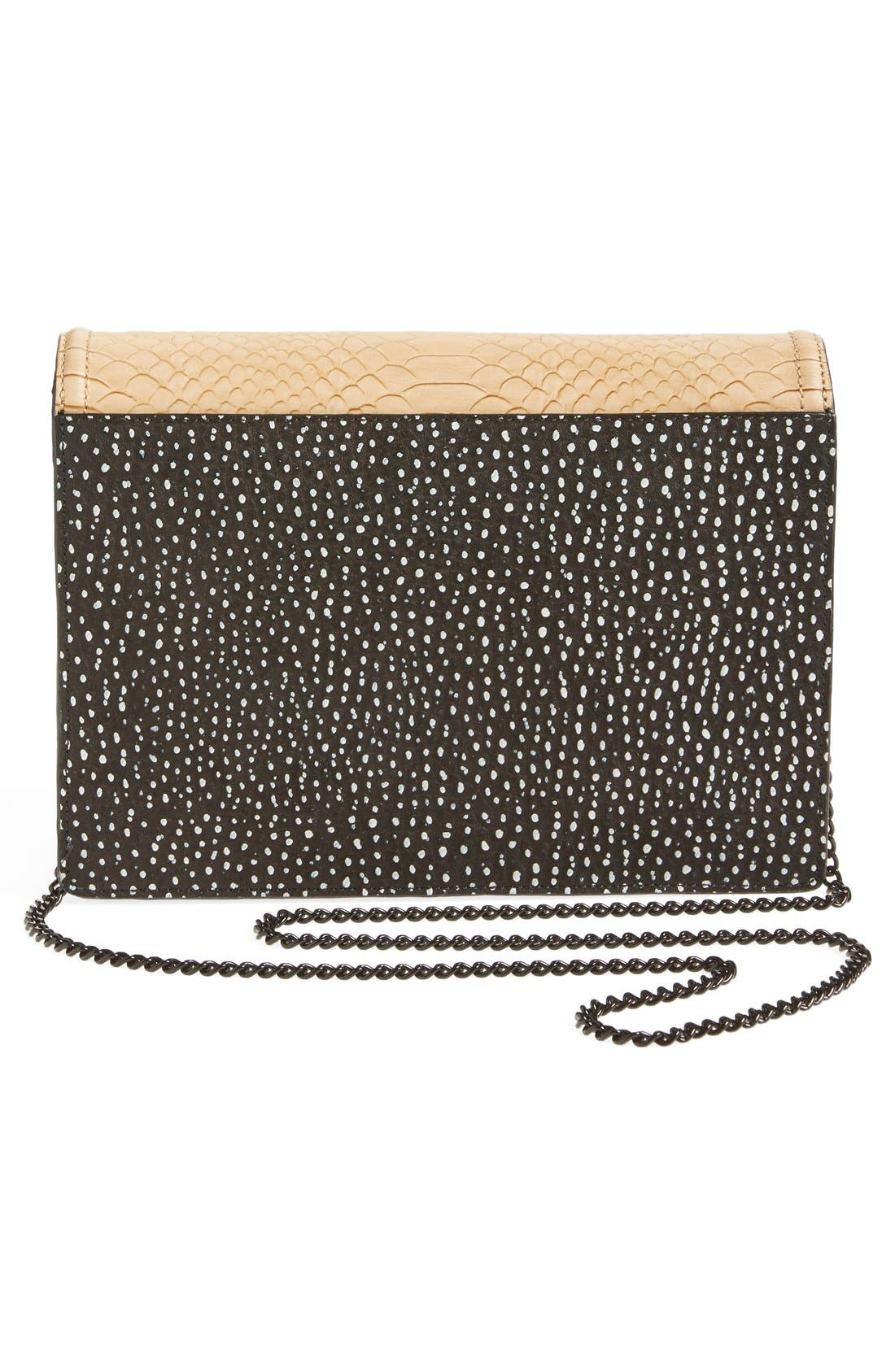 Alternate Image 5  - Loeffler Randall 'Rider' Clutch