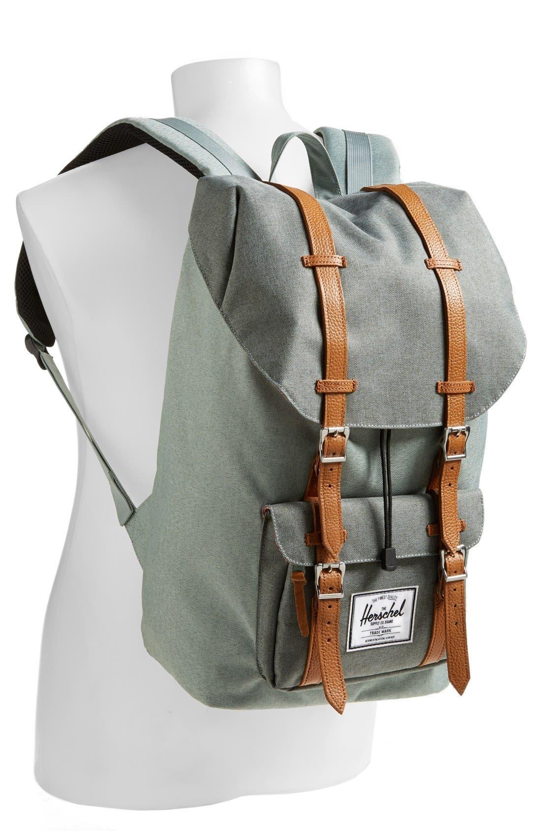 Alternate Image 4  - Herschel Supply Co. 'Little America' Backpack