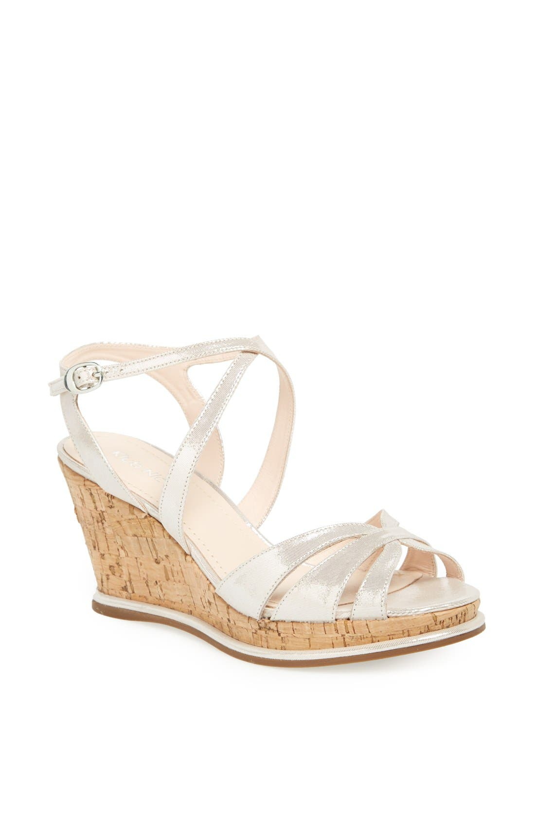 Alternate Image 1 Selected - Klub Nico 'Vava' Wedge Sandal