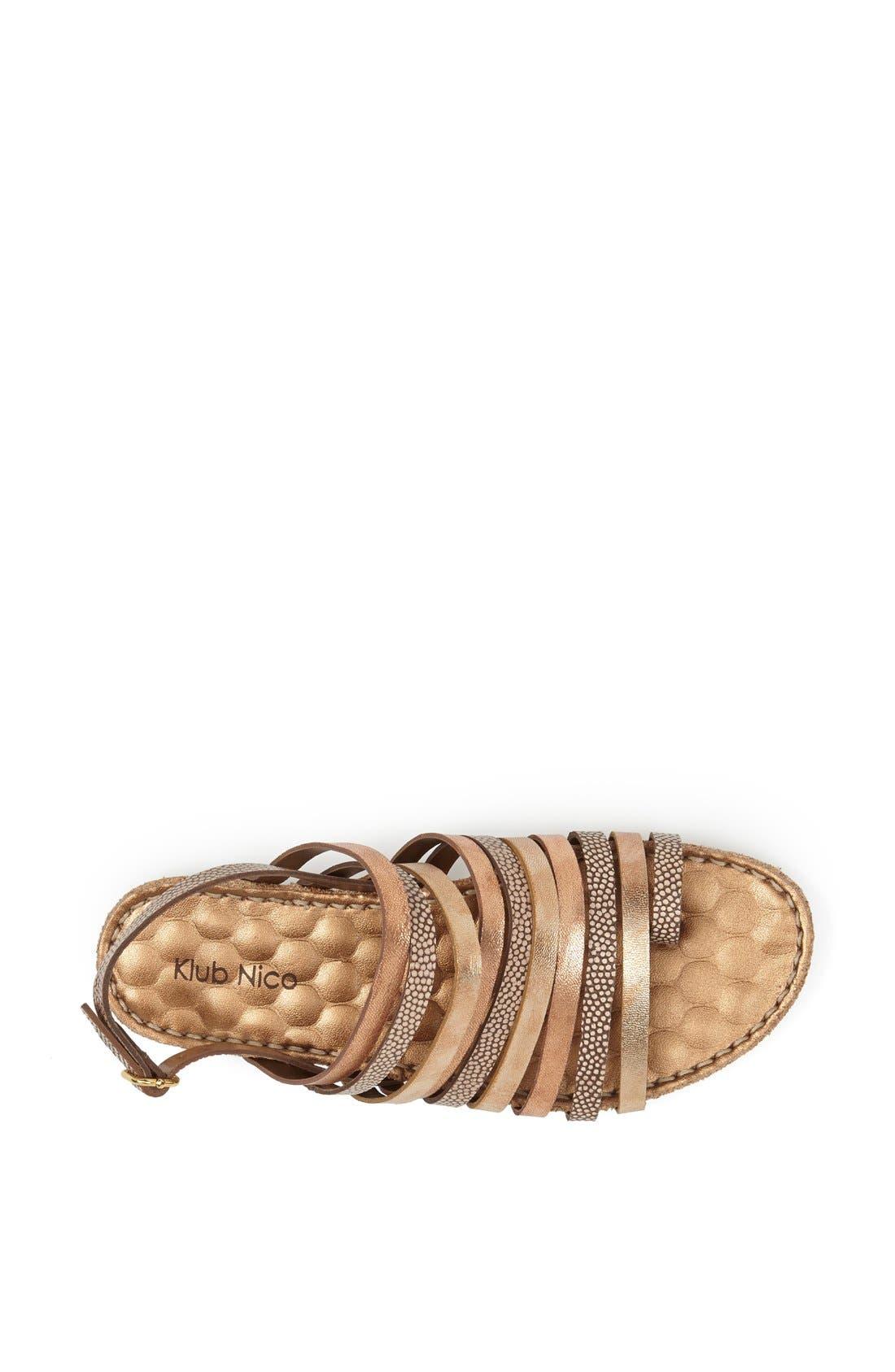Alternate Image 3  - Klub Nico 'Gilly' Sandal