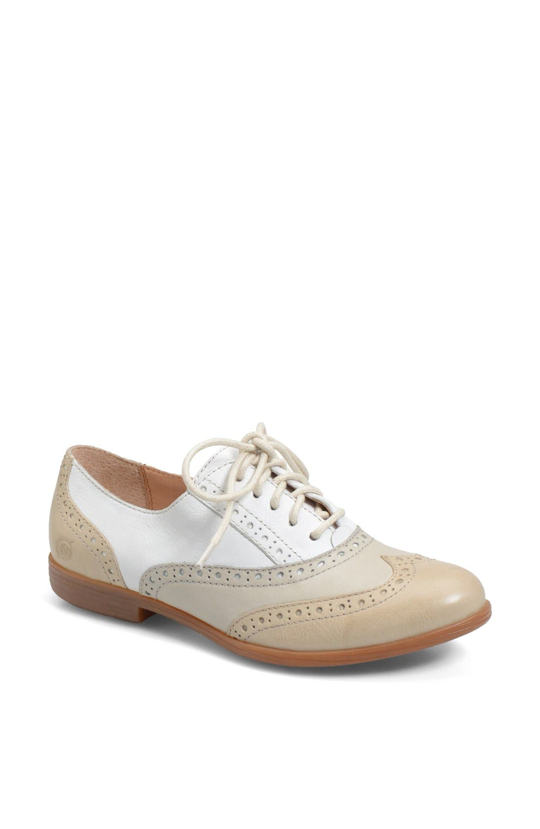 Alternate Image 1 Selected - Børn 'Ashleigh' Flat (Online Exclusive)