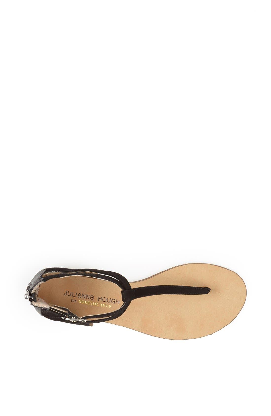 Alternate Image 3  - Julianne Hough for Sole Society 'Teresa' Sandal