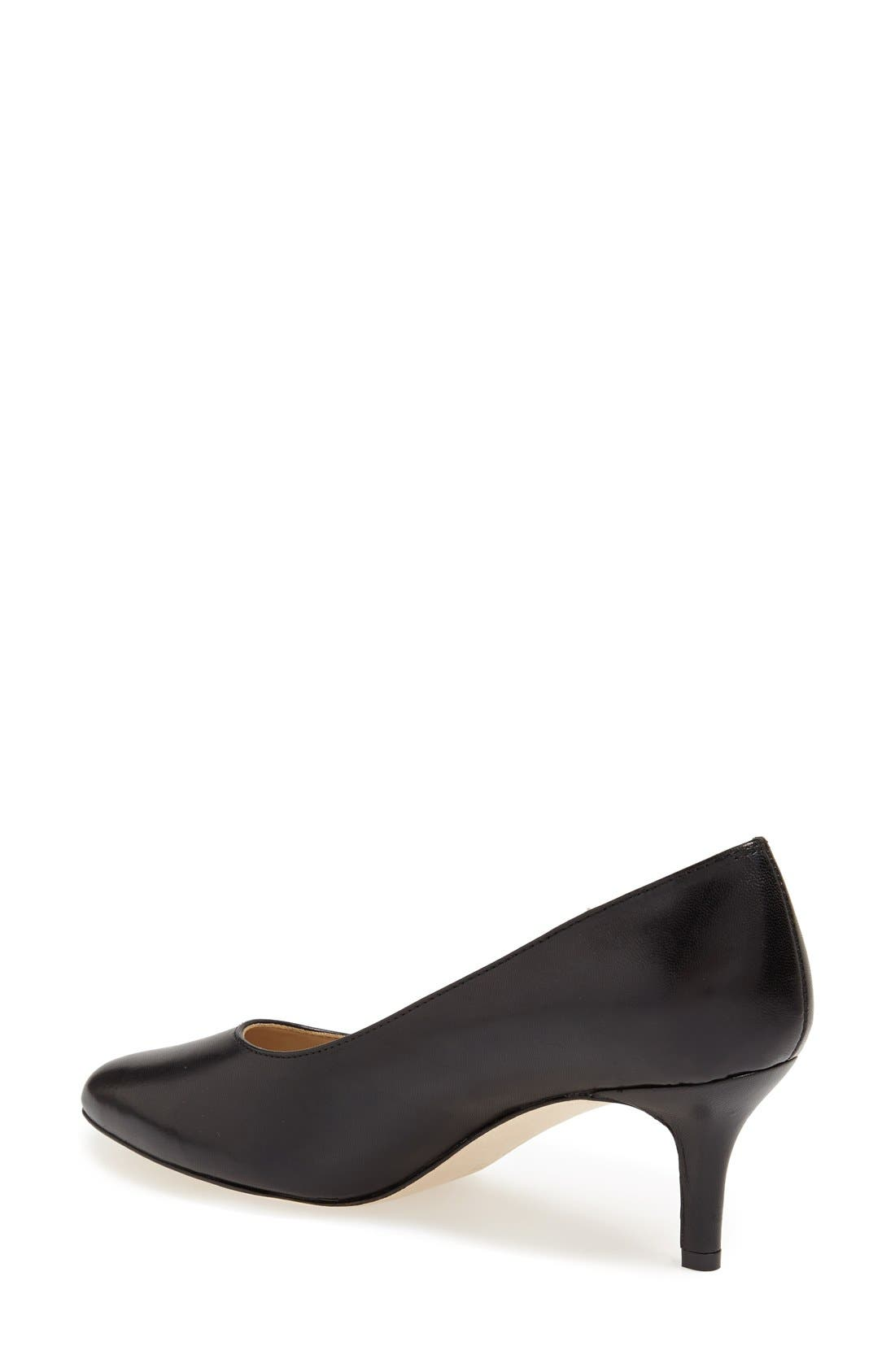 Alternate Image 2  - VANELi 'Laureen' Leather Pump