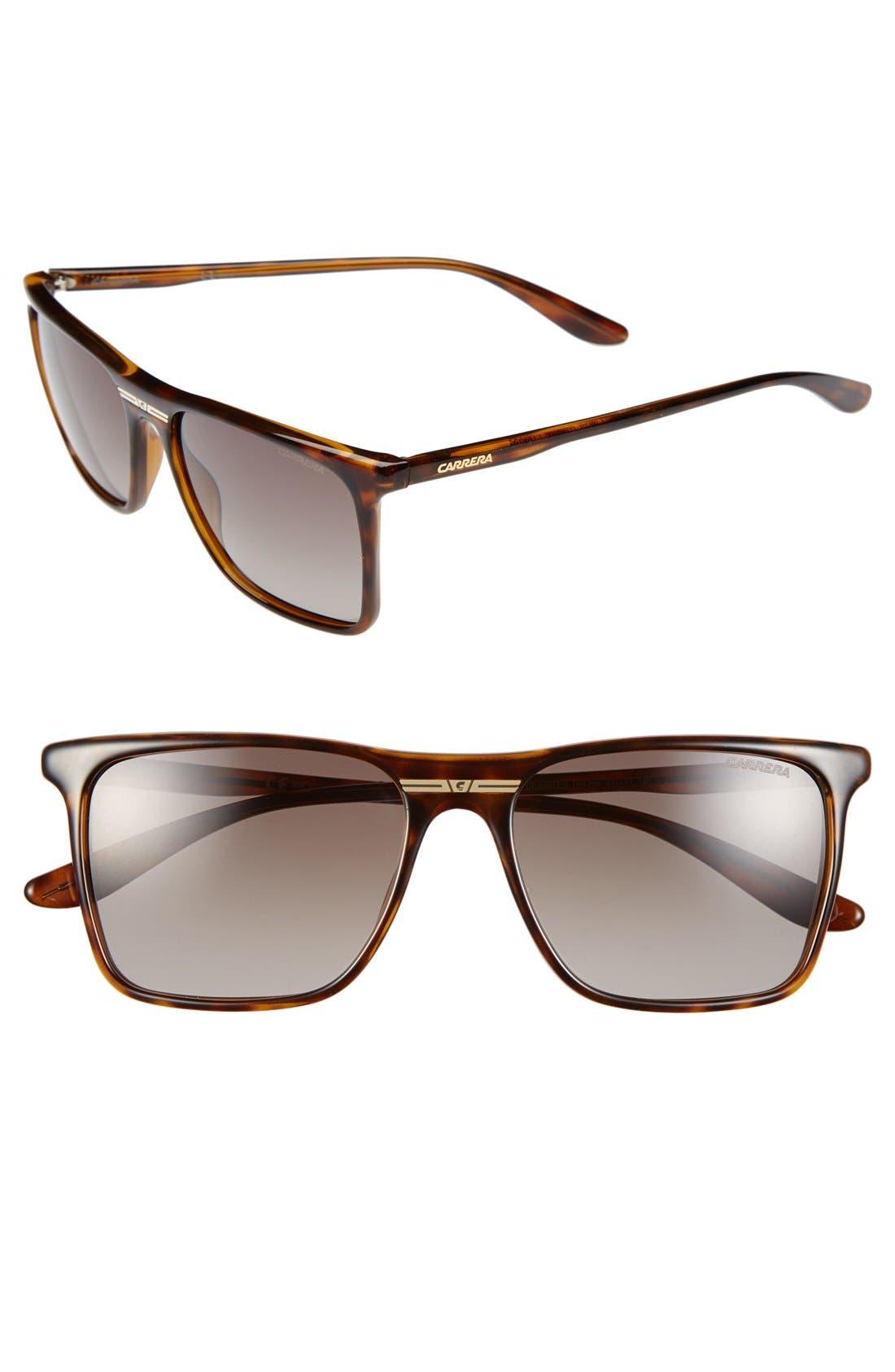 Main Image - Carrera Eyewear 55mm Retro Sunglasses