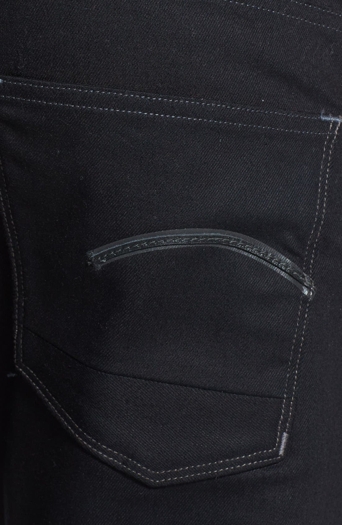 Alternate Image 4  - G-Star Raw 'Defend Edington' Slouchy Slim Fit Jeans (3D Raw)