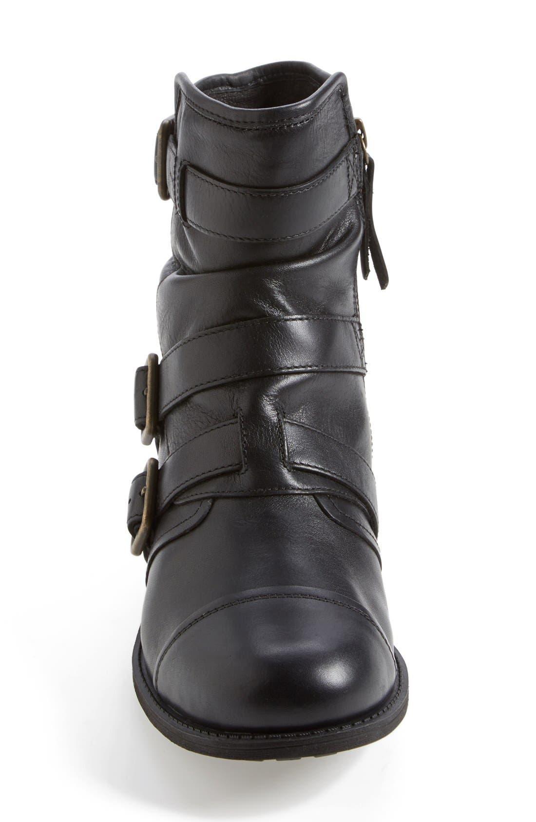 Alternate Image 3  - UGG® Australia 'Finney' Moto Boot (Women)
