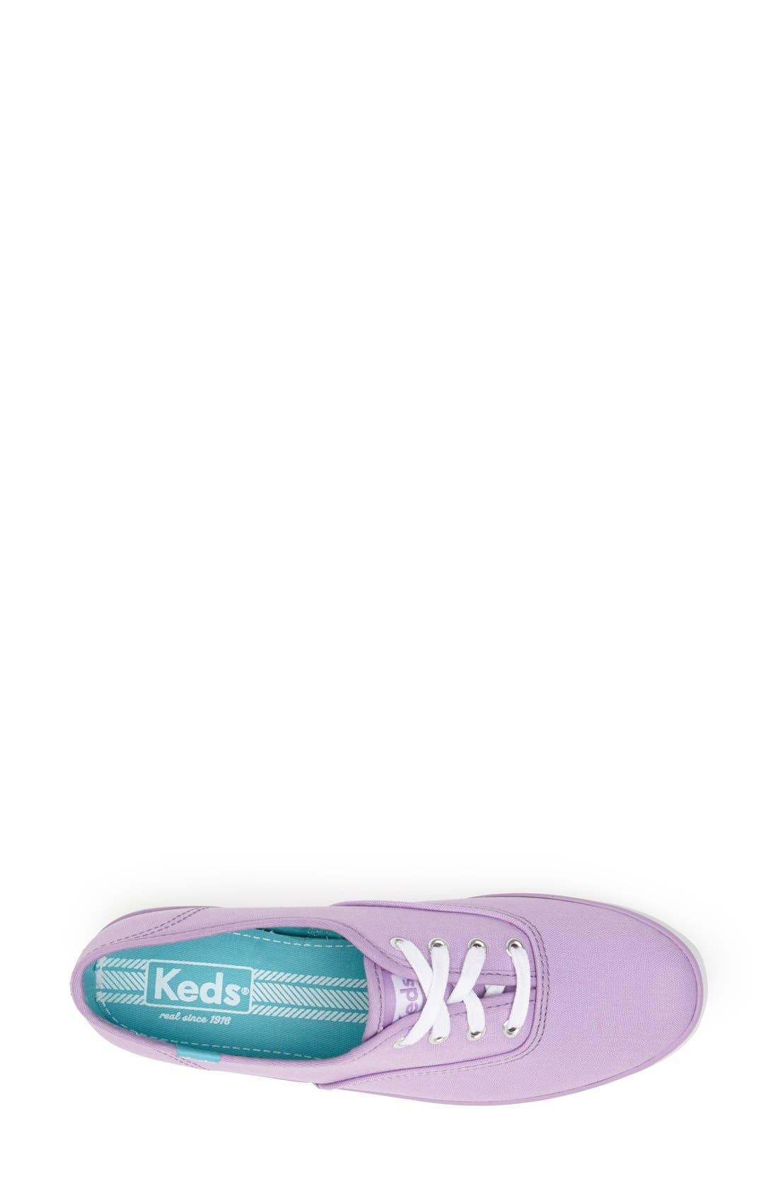 Alternate Image 3  - Keds® 'Champion' Sneaker (Women)