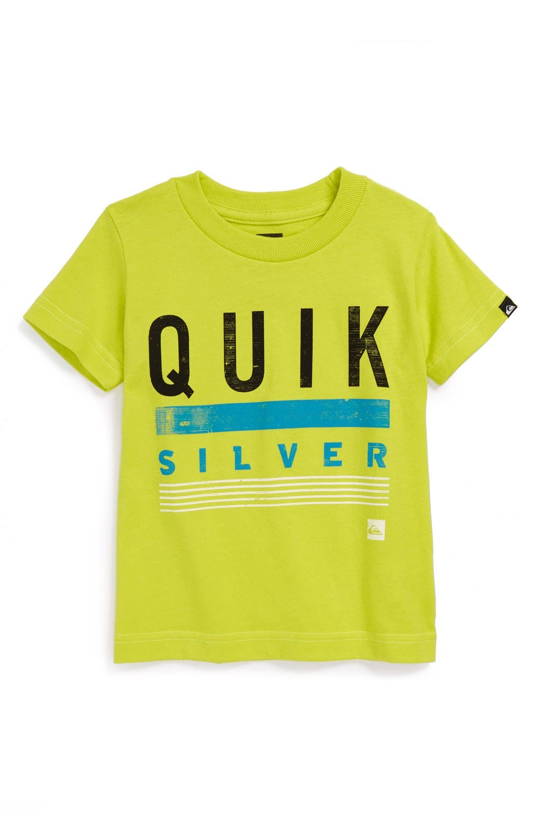 Alternate Image 1 Selected - Quiksilver 'Rational' Graphic T-Shirt (Baby Boys)