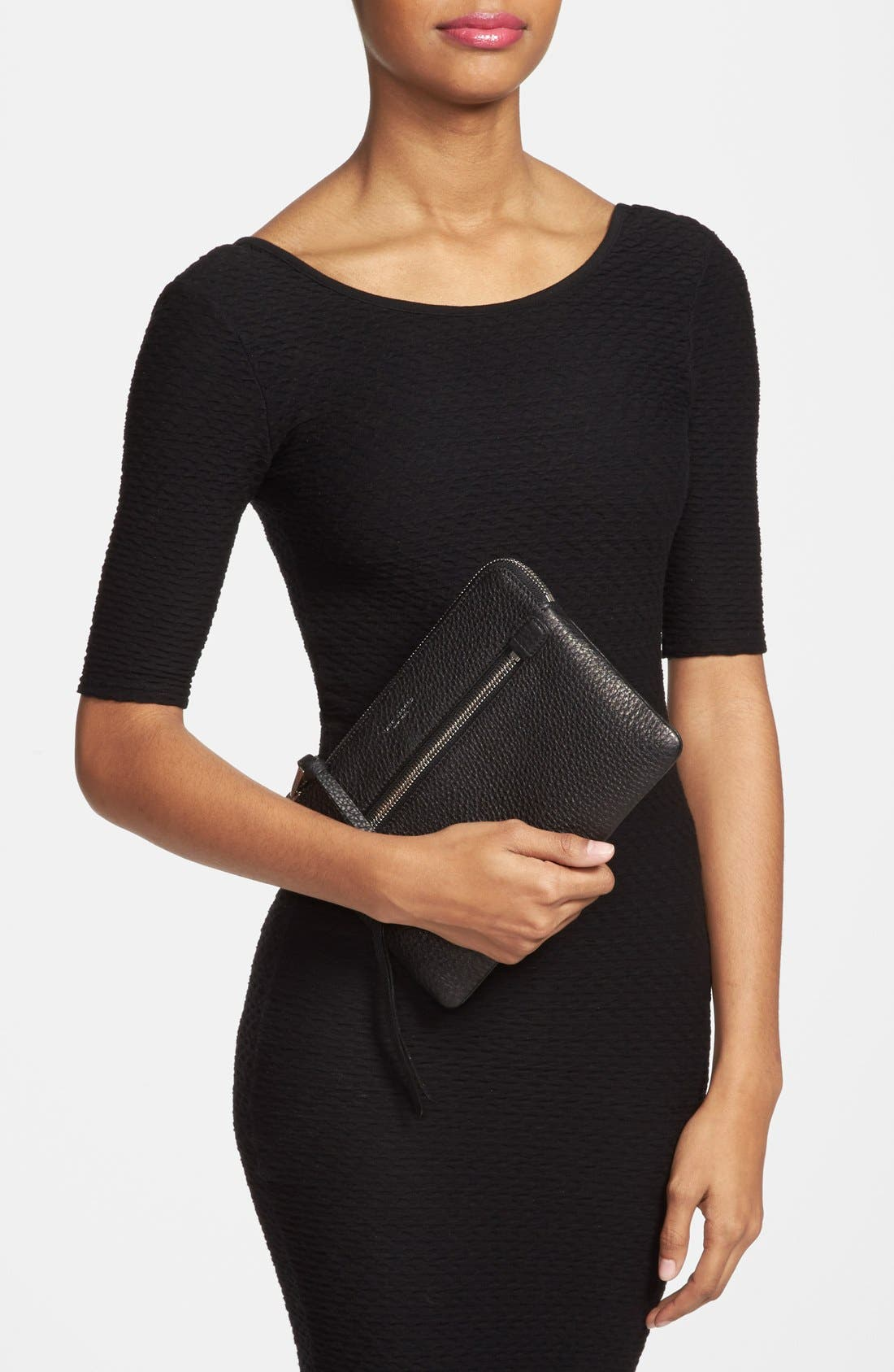 Alternate Image 2  - Marc Jacobs Leather Clutch