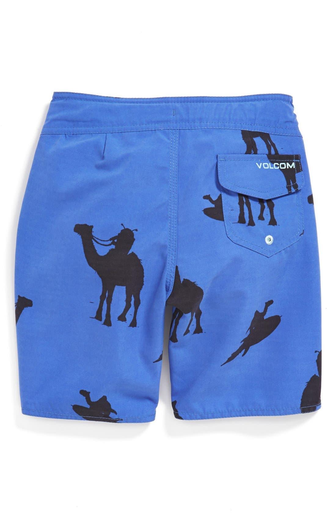 Alternate Image 2  - Volcom 'Silo' Board Shorts (Toddler Boys, Little Boys & Big Boys)