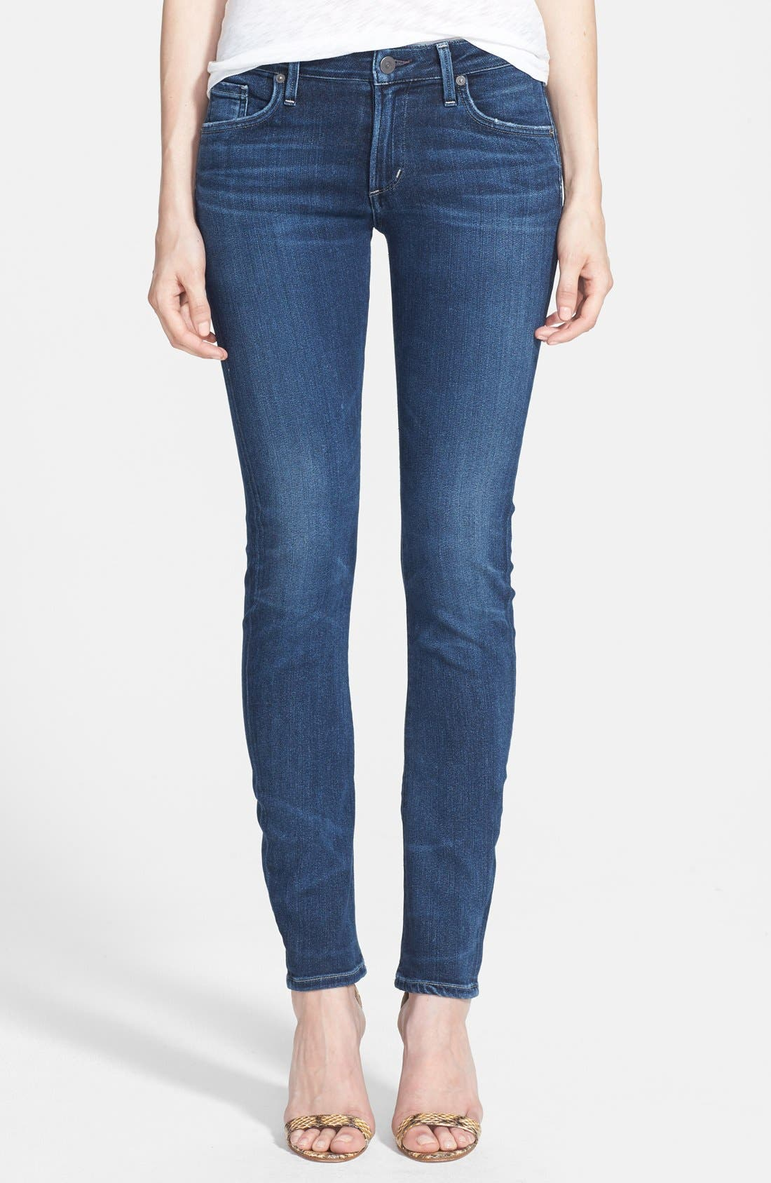Main Image - Citizens of Humanity Arielle Slim Jeans (Hewett)
