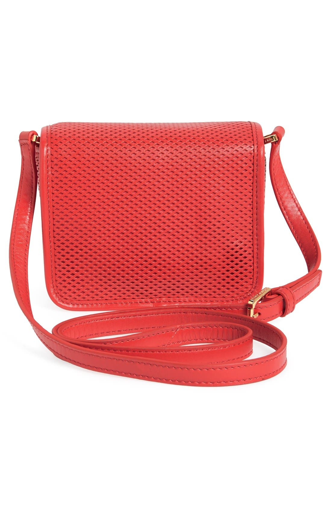 Alternate Image 4  - Tory Burch 'Mini Harper' Leather Crossbody Bag