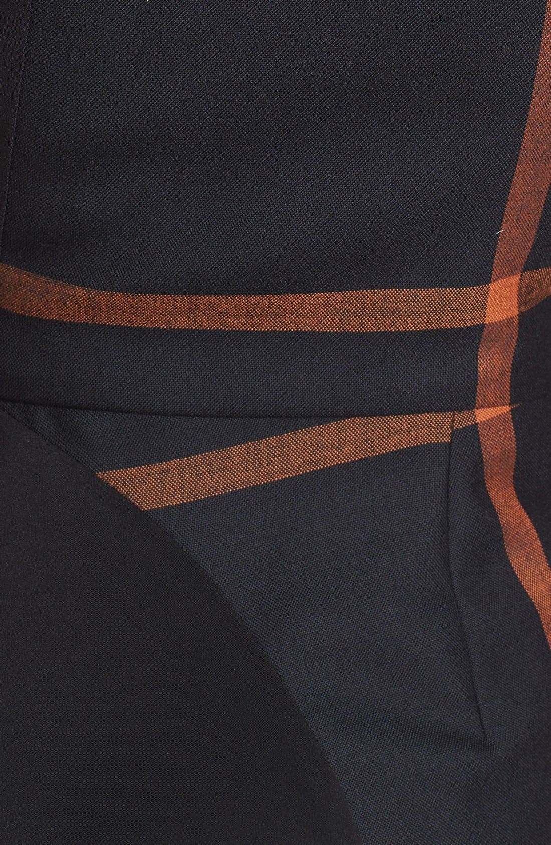 Alternate Image 4  - 3.1 Phillip Lim 'Shadow' Satin Inset Dress