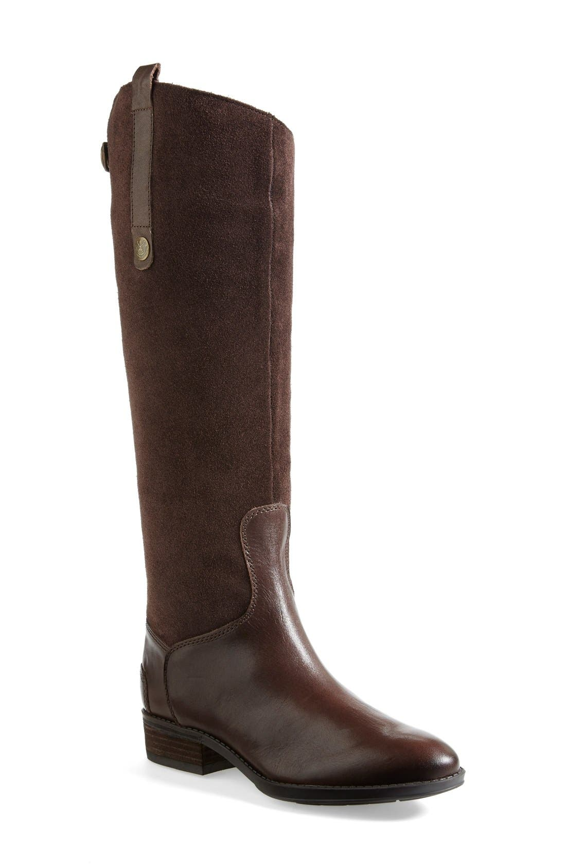 Alternate Image 1 Selected - Sam Edelman 'Pembrooke' Boot (Wide Calf) (Nordstrom Exclusive) (Women)