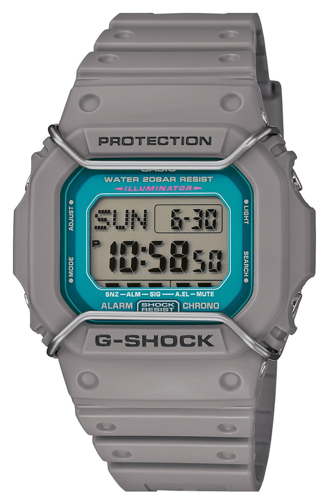 Main Image - G-Shock Digital Watch, 43mm