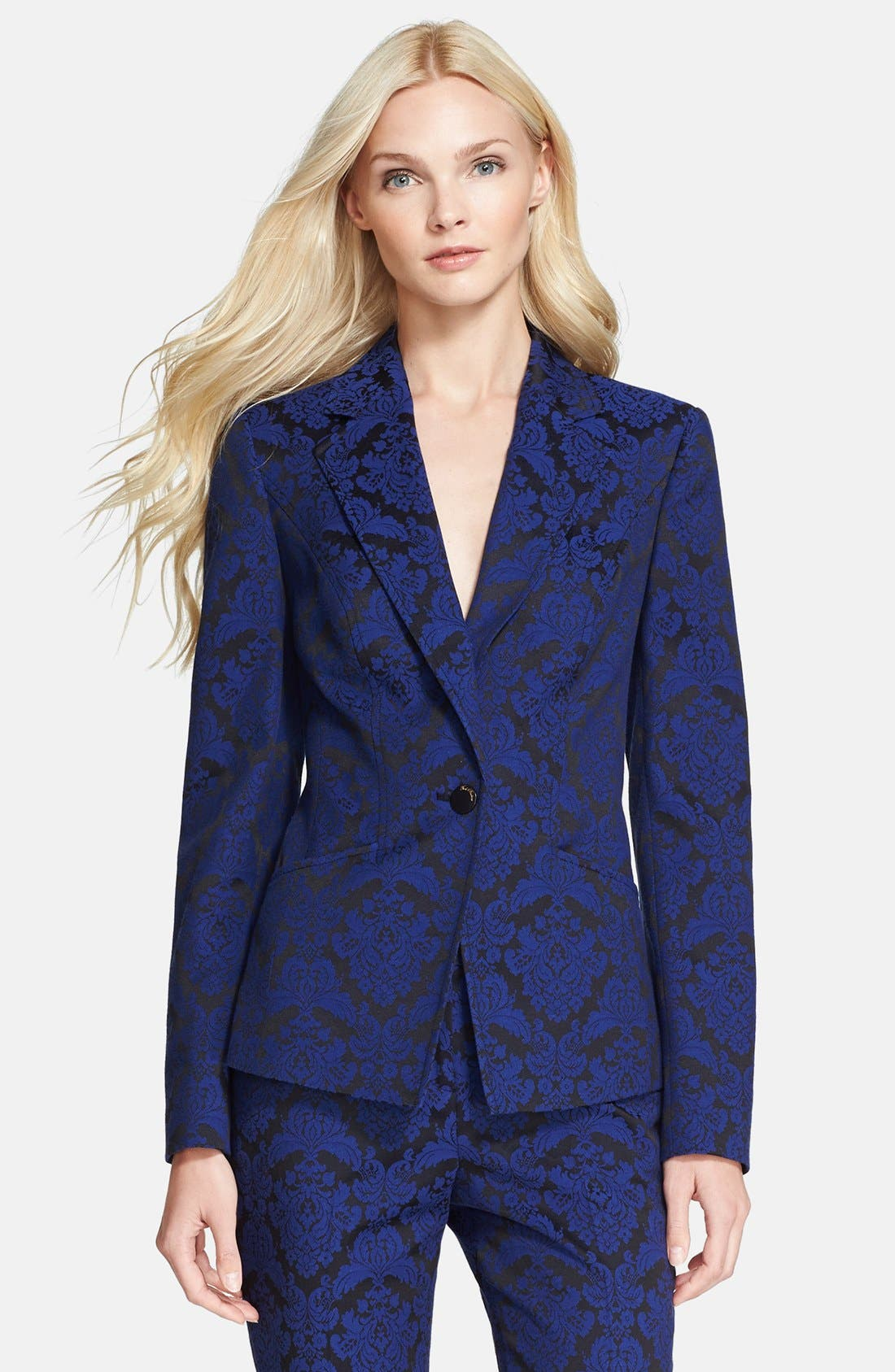 Main Image - Ted Baker London Jacquard Suit Jacket