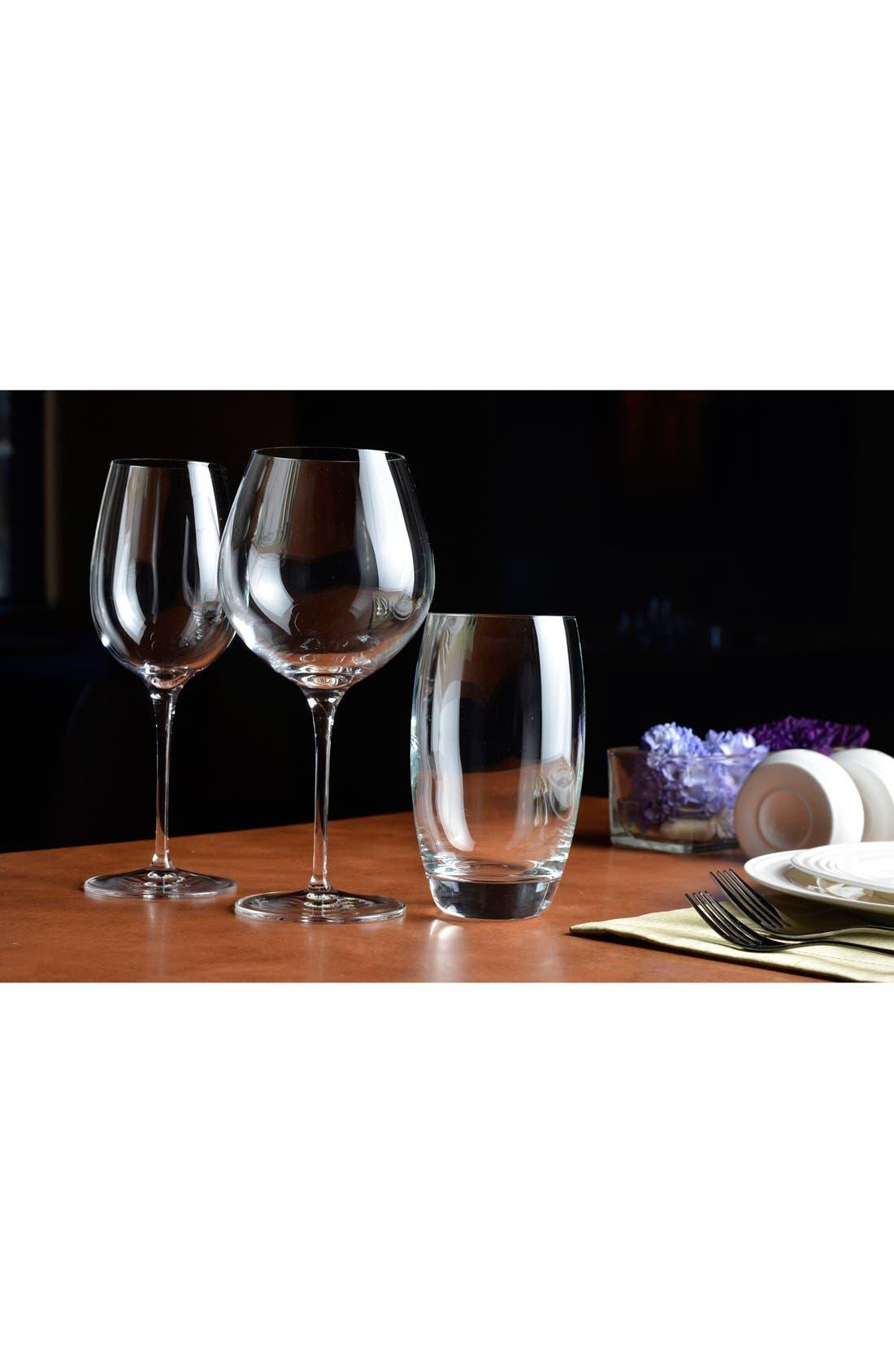 Alternate Image 2  - Luigi Bormioli 'Hypnos' Vodka Glasses (Set of 4)