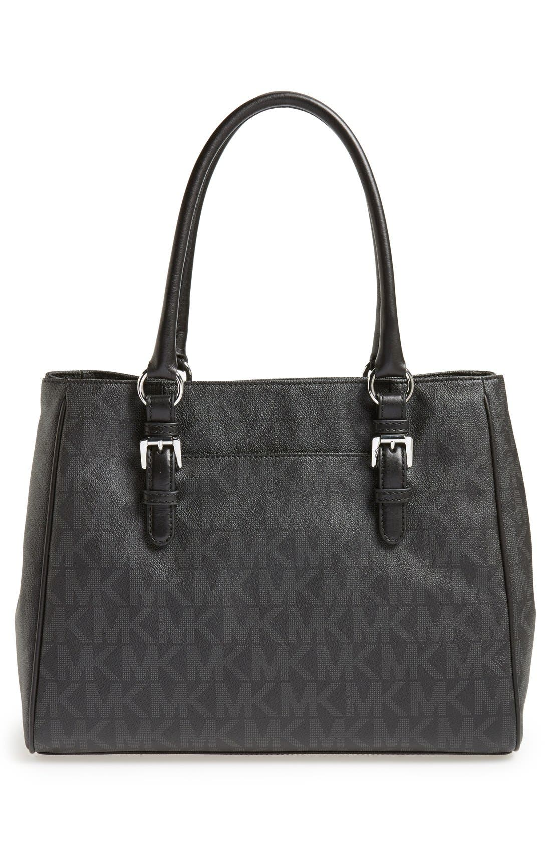 Alternate Image 4  - MICHAEL Michael Kors 'Medium Jet Set' Work Tote