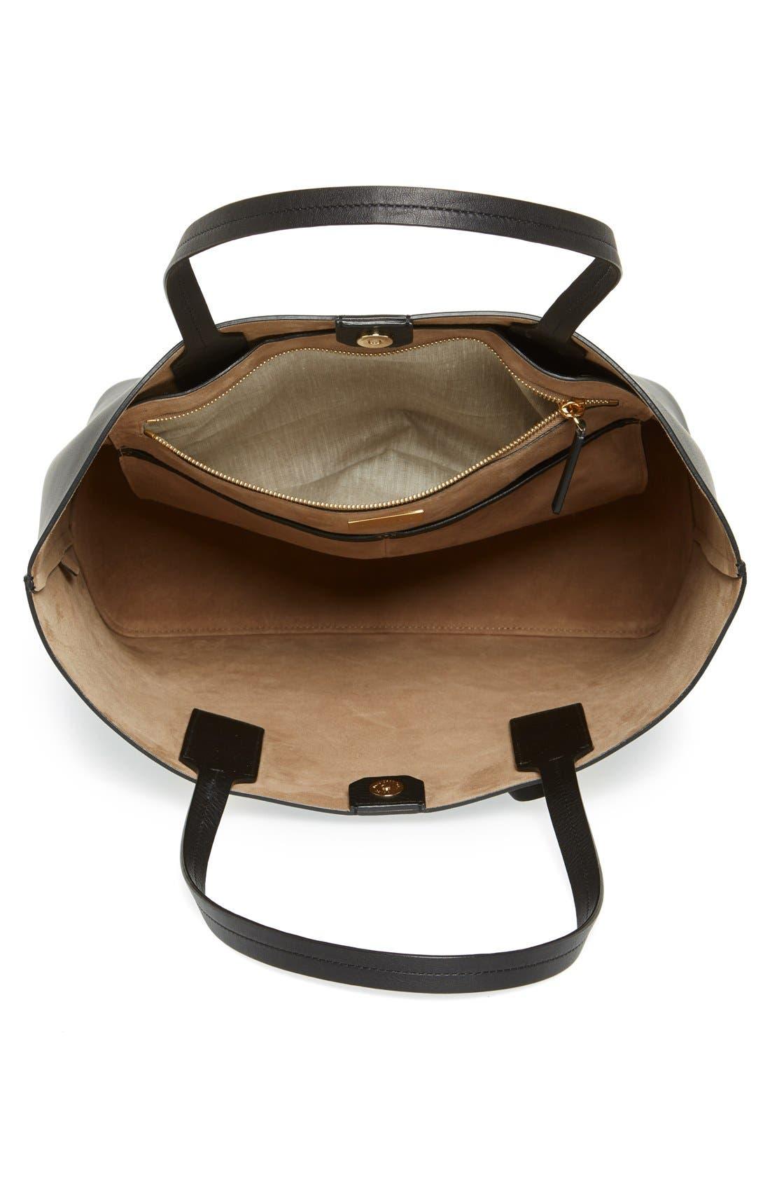 Alternate Image 3  - Michael Kors 'Large Jaryn' Leather Tote
