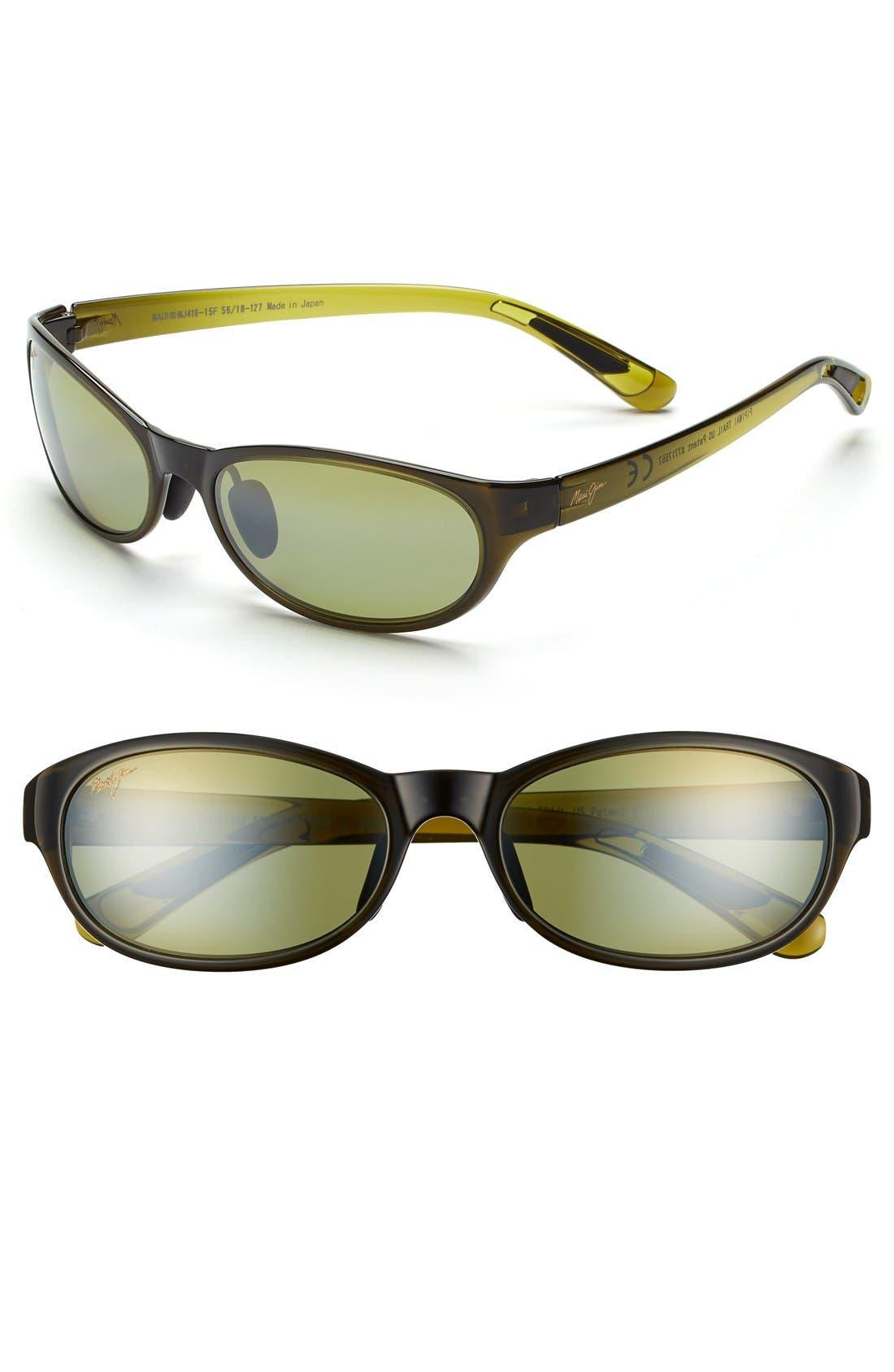 Maui Jim Pipiwai Trail 56mm Polarized Sunglasses