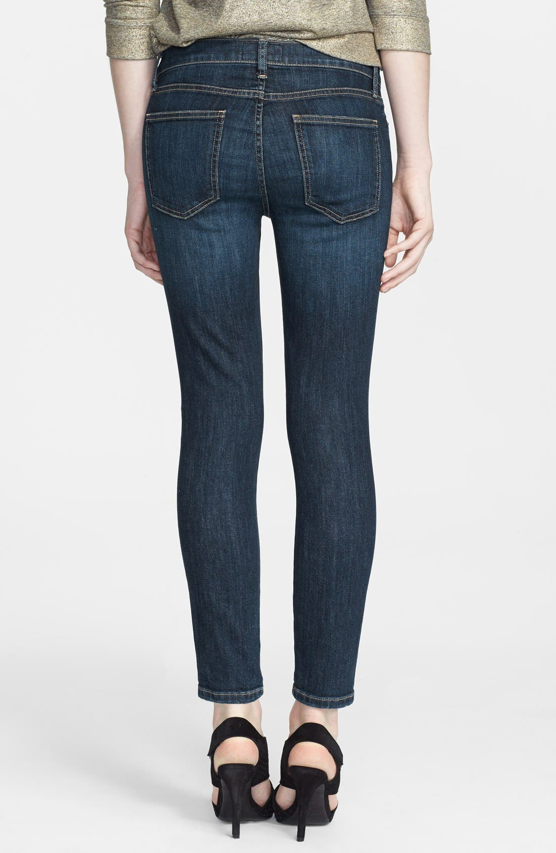 Alternate Image 2  - Current/Elliott 'The Stiletto' Skinny Jeans (Alumni)