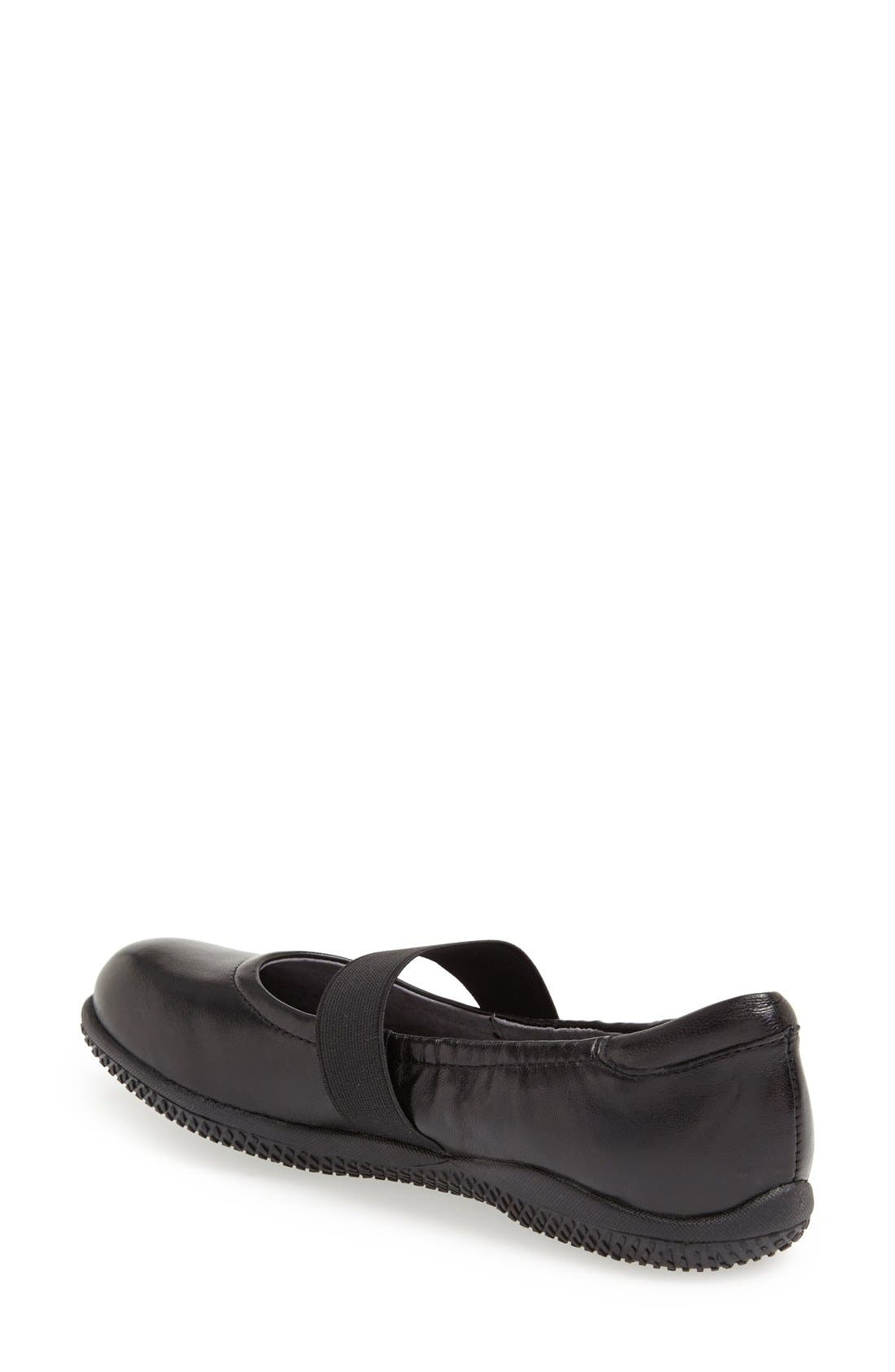 Alternate Image 2  - SoftWalk® 'High Point' Mary Jane Flat (Women)