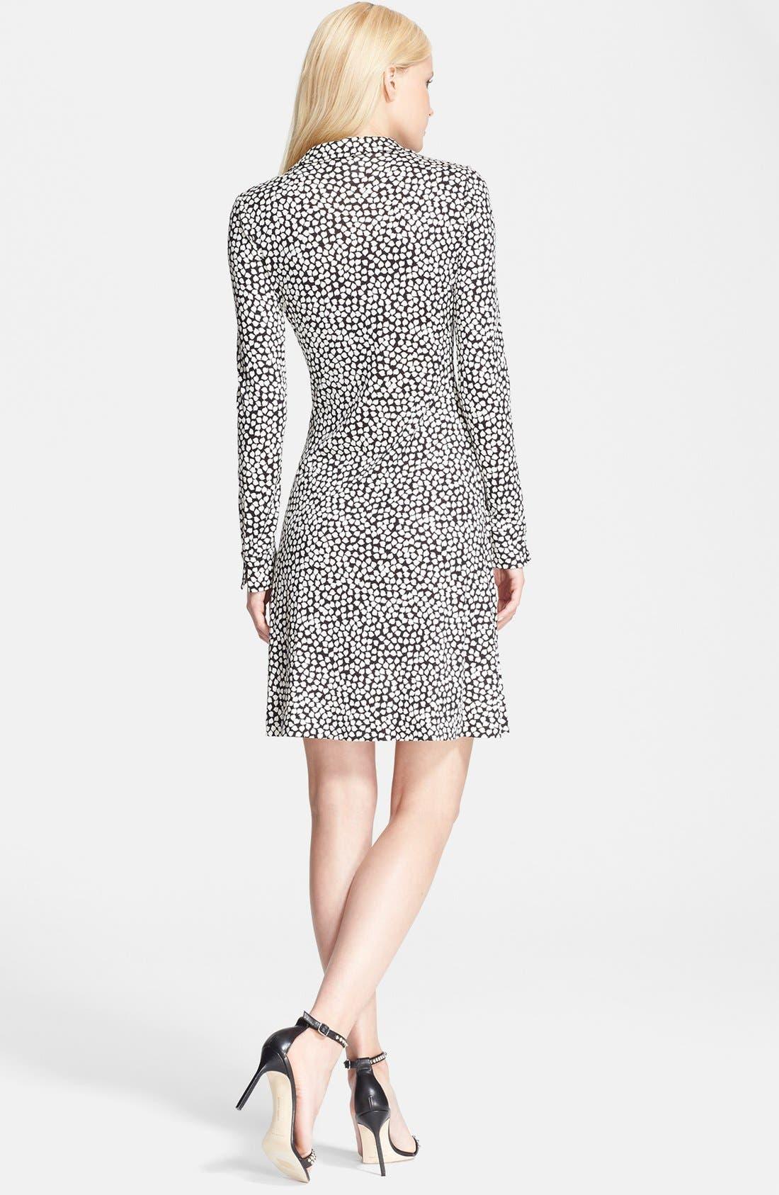 Alternate Image 2  - Diane von Furstenberg 'Anna' Silk Shift Dress