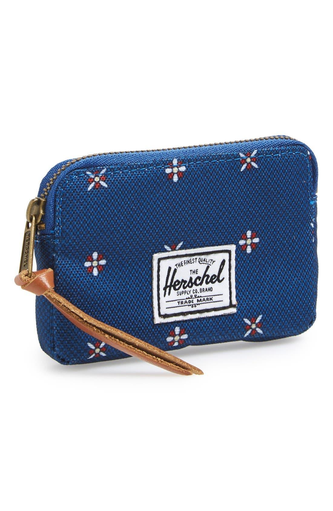 Main Image - Herschel Supply Co. 'Oxford' Pouch Wallet