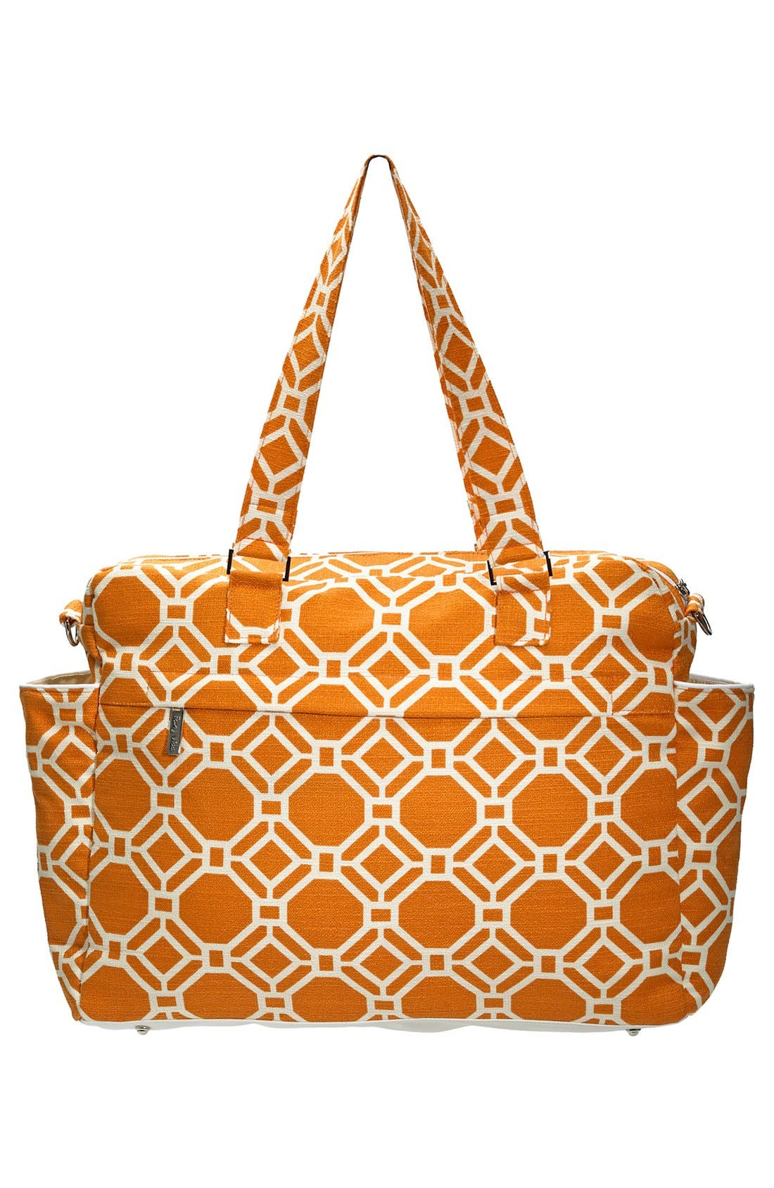 Alternate Image 2  - Foxy Vida 'Lattice' Print Satchel