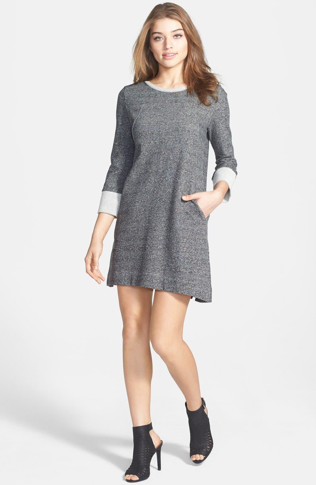 Alternate Image 3  - French Connection 'Mississippi Mélange' Sweater Knit Shift Dress