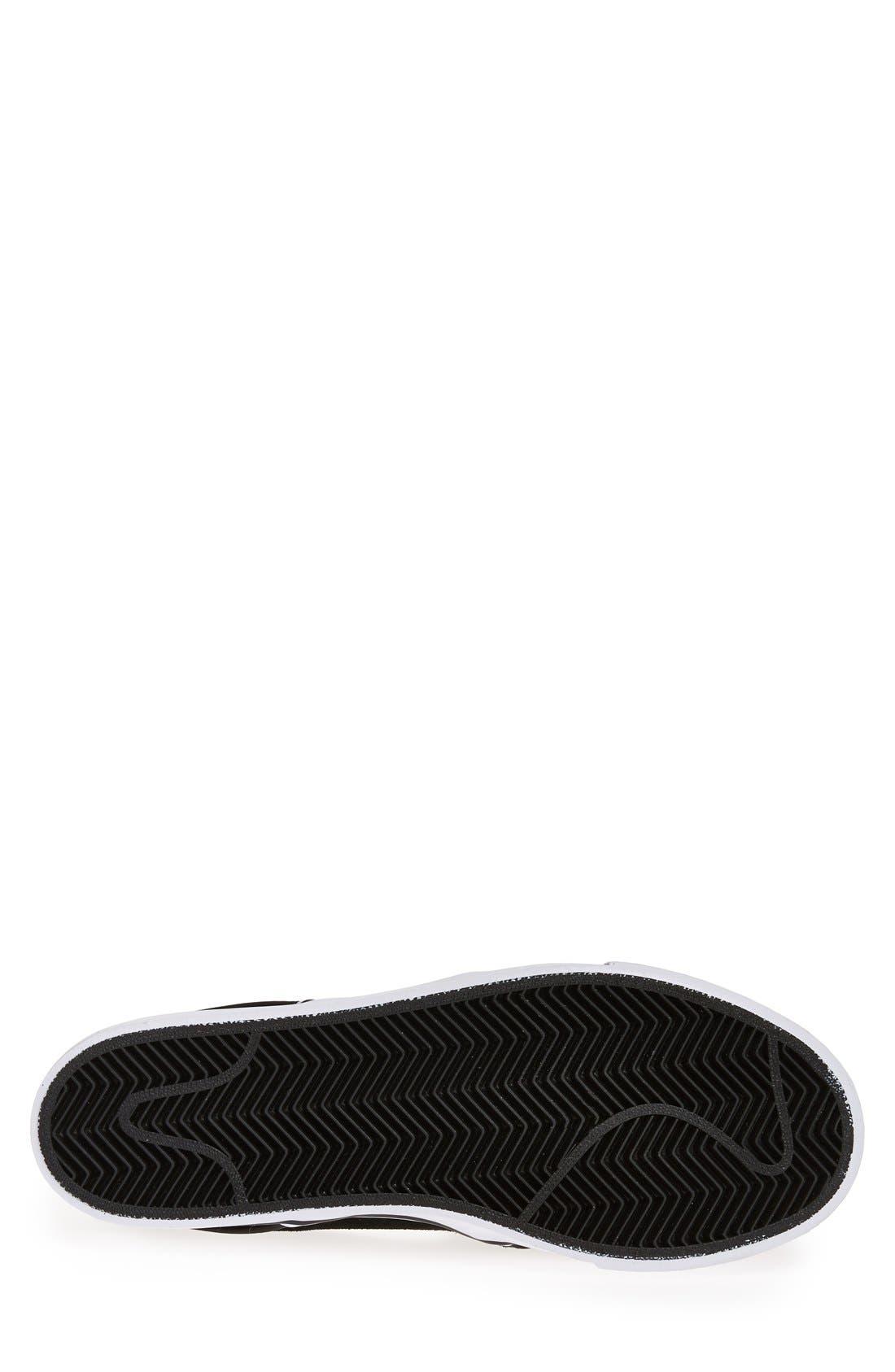 Alternate Image 4  - Nike 'Zoom - Stefan Janoski Premium SE SB' Skate Shoe (Men)