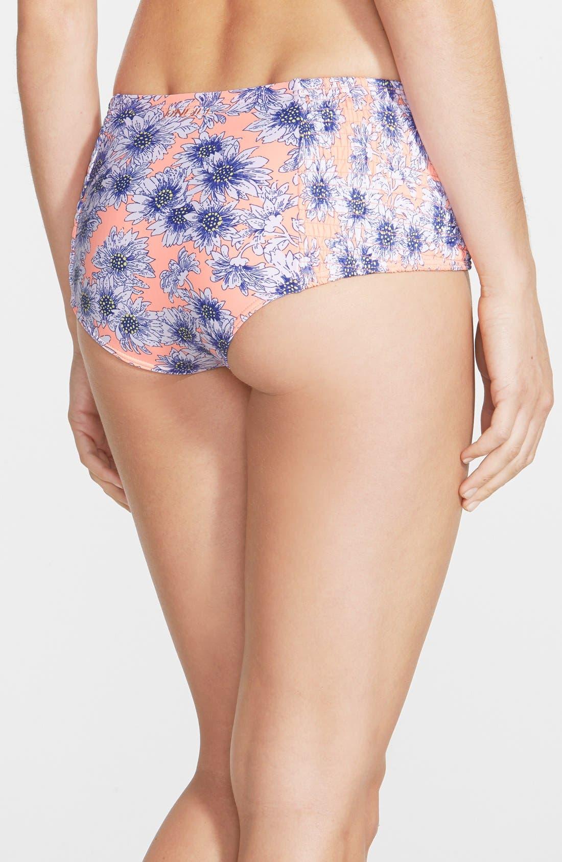 Alternate Image 2  - O'Neill 'Sunflower' High Waist Bikini Bottoms