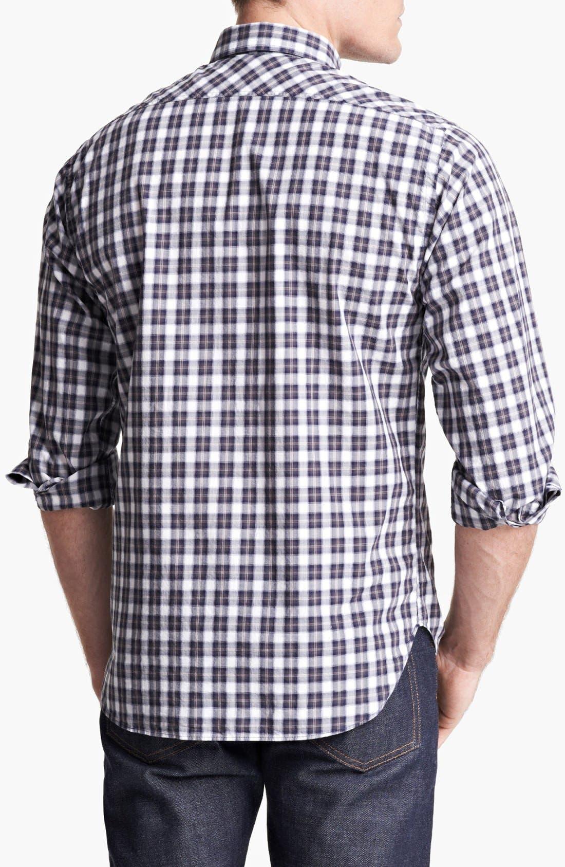 Alternate Image 2  - Billy Reid 'Tuscumbia' Plaid Shirt