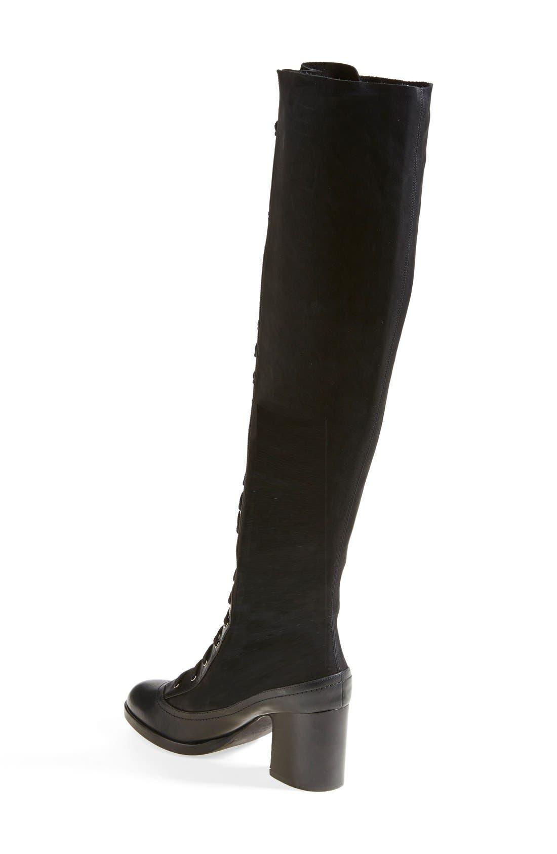 Alternate Image 2  - Rag & Bone 'Acton' Knee High Boot (Women)