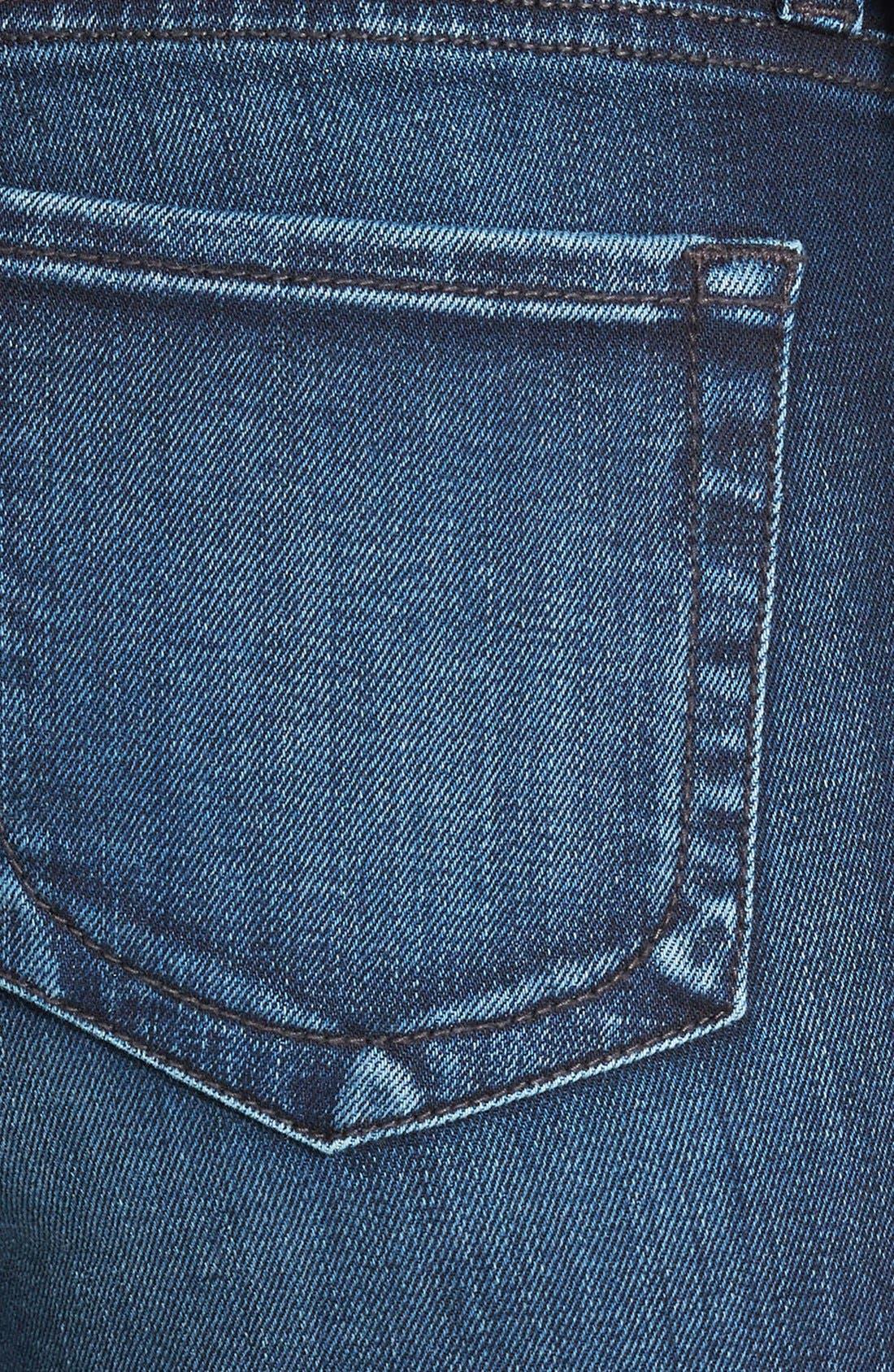 Alternate Image 3  - KUT from the Kloth 'Diana' Skinny Jeans (Breezy)
