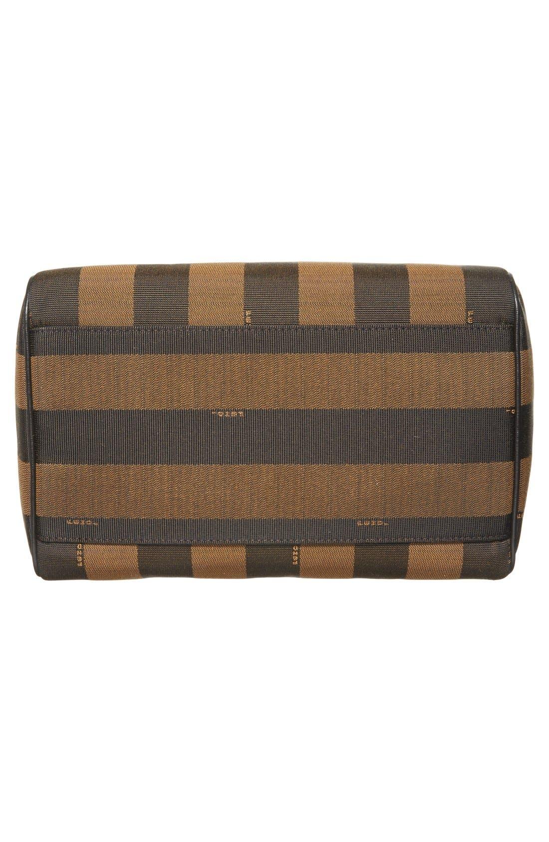 Alternate Image 6  - Fendi 'Small Pequin' Logo Jacquard Shoulder Bag