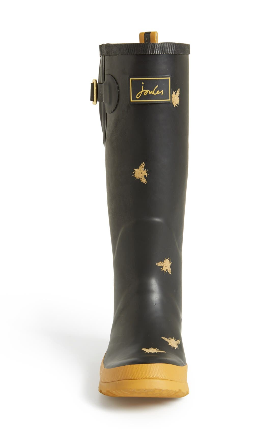 Alternate Image 3  - Joules 'Wellyprint' Rain Boot (Women)