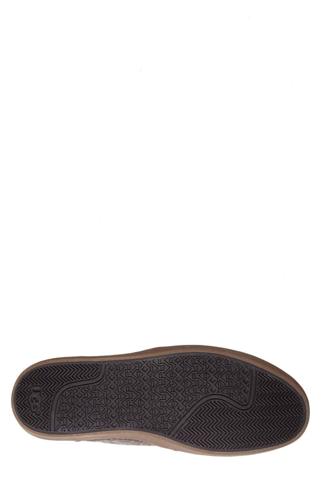 Alternate Image 4  - UGG® 'Alin' Tweed Chukka Boot (Men)