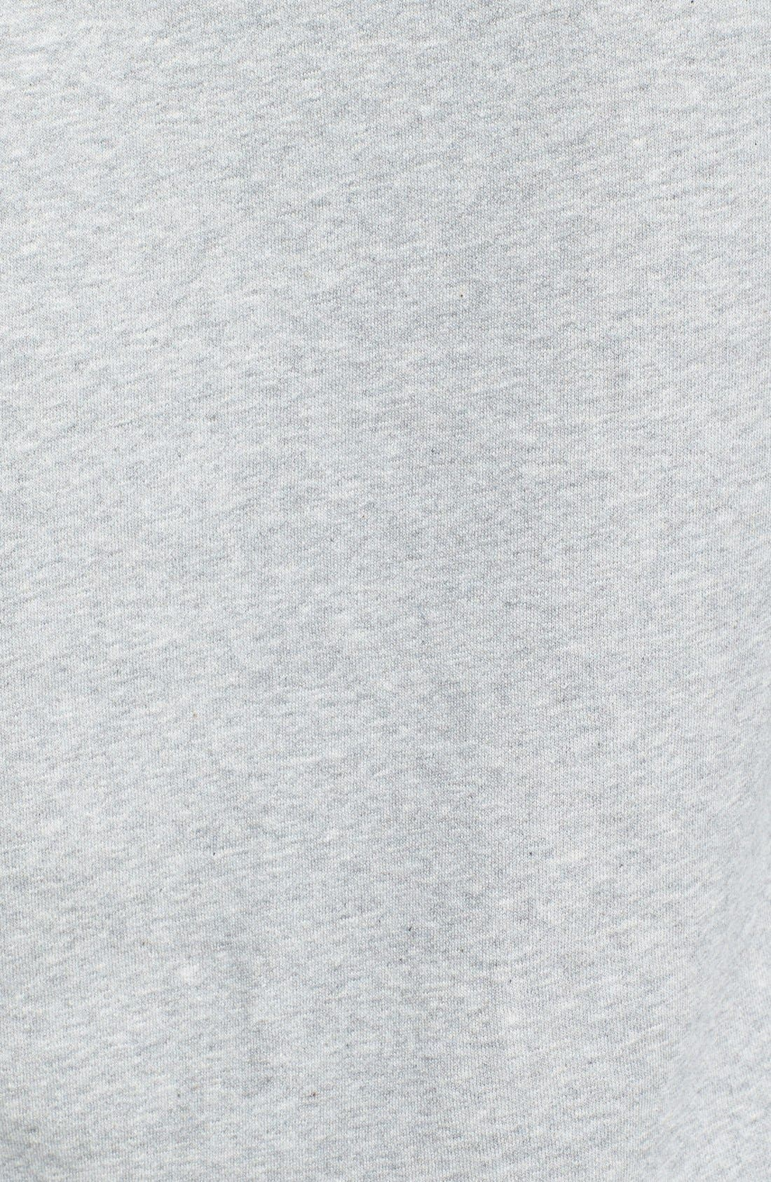 Alternate Image 3  - adidas Originals Regular Fit Raglan Hoodie