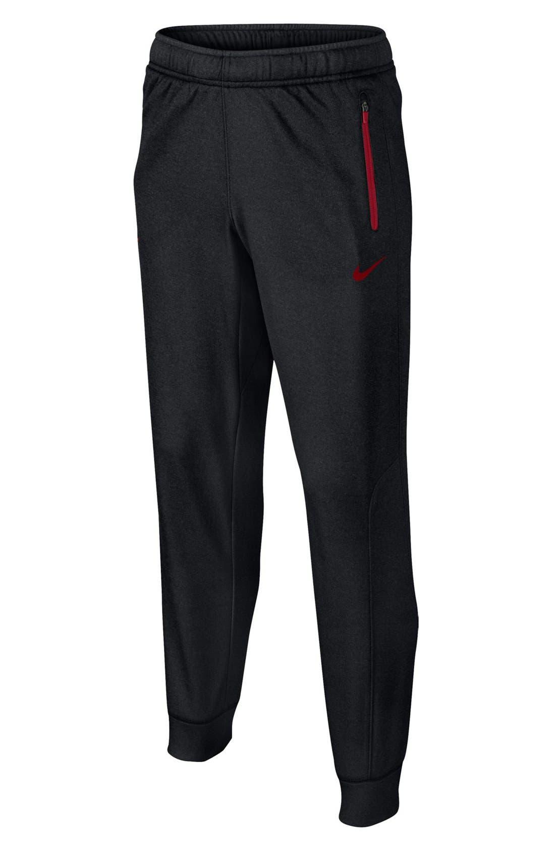 Alternate Image 1 Selected - Nike 'LeBron Performance Hero' Dri-FIT Pants (Big Boys)