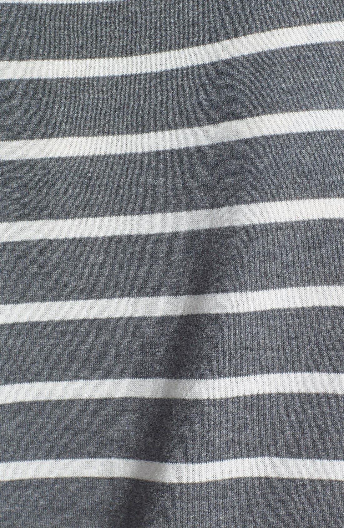 Alternate Image 3  - Halogen® Relaxed Turtleneck Tunic Sweater (Regular & Petite)