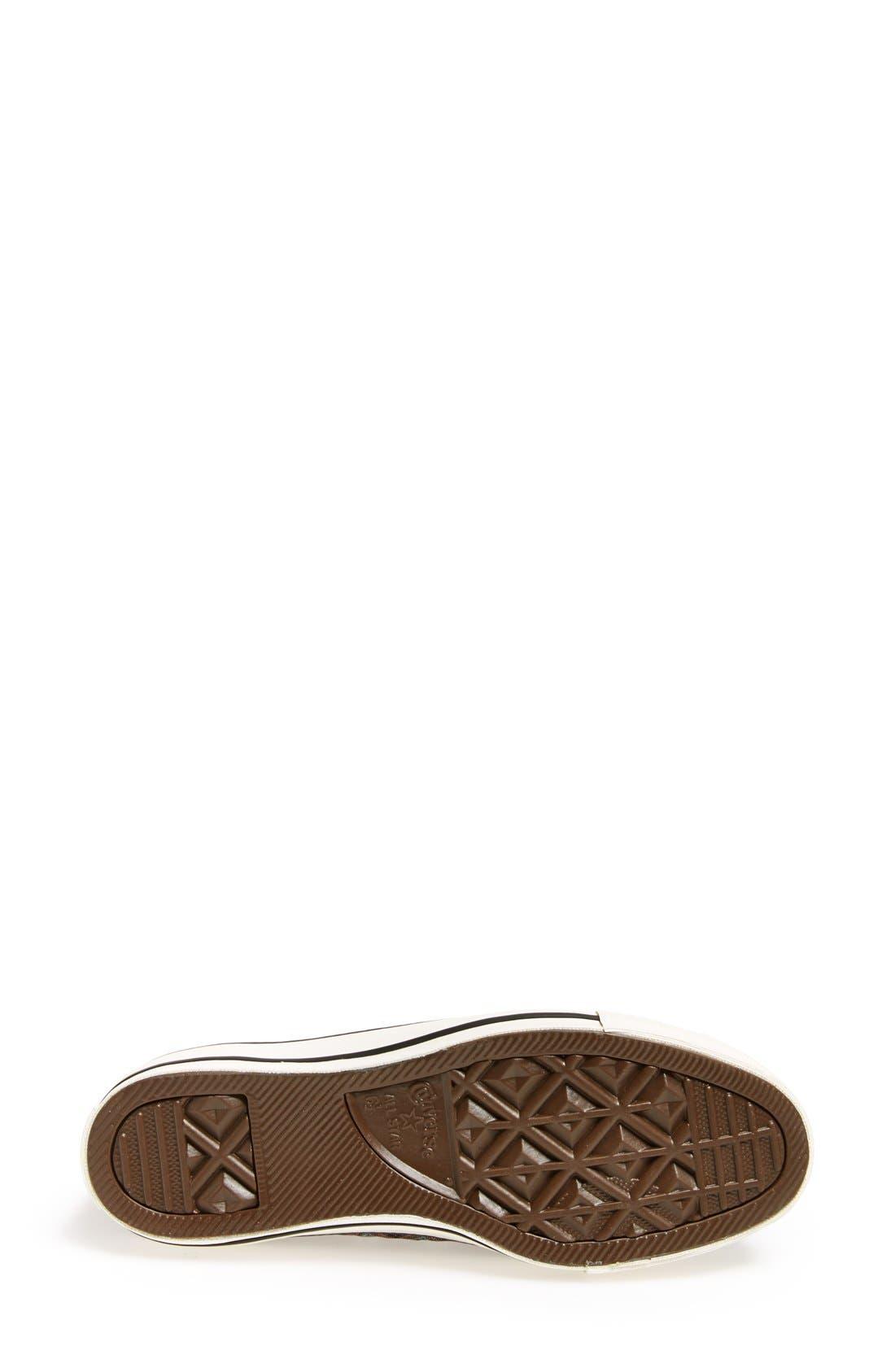 Alternate Image 4  - Converse x Missoni Chuck Taylor® All Star® High Top Sneaker (Women)
