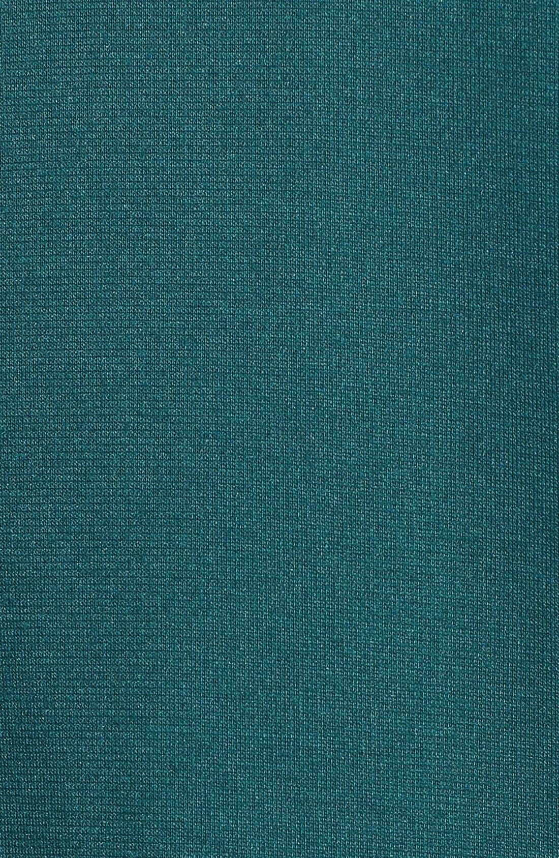 Alternate Image 3  - Olivia Moon Three Quarter Sleeve Knit Blazer