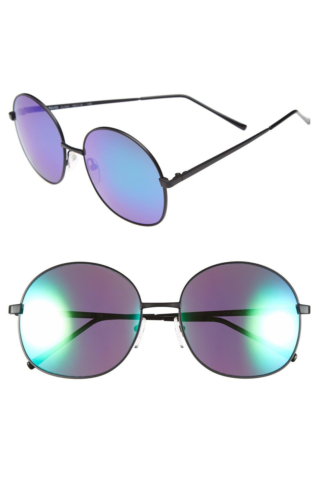 Alternate Image 1 Selected - Illesteva 'Alina' 58mm Sunglasses