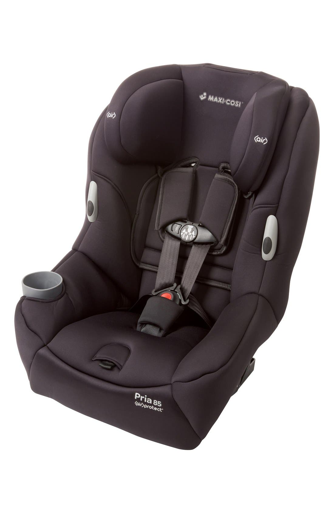 Pria<sup>™</sup> 85 Car Seat,                             Alternate thumbnail 2, color,                             Devoted Black