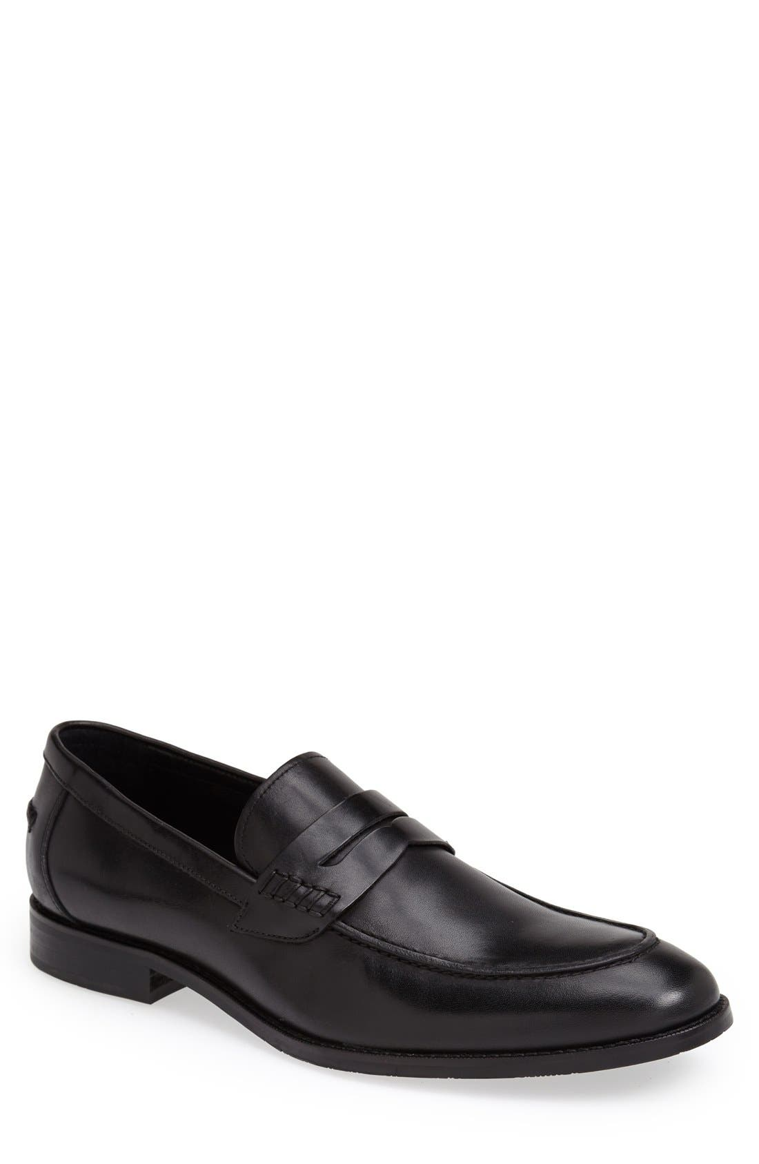 GORDON RUSH Conway Penny Loafer