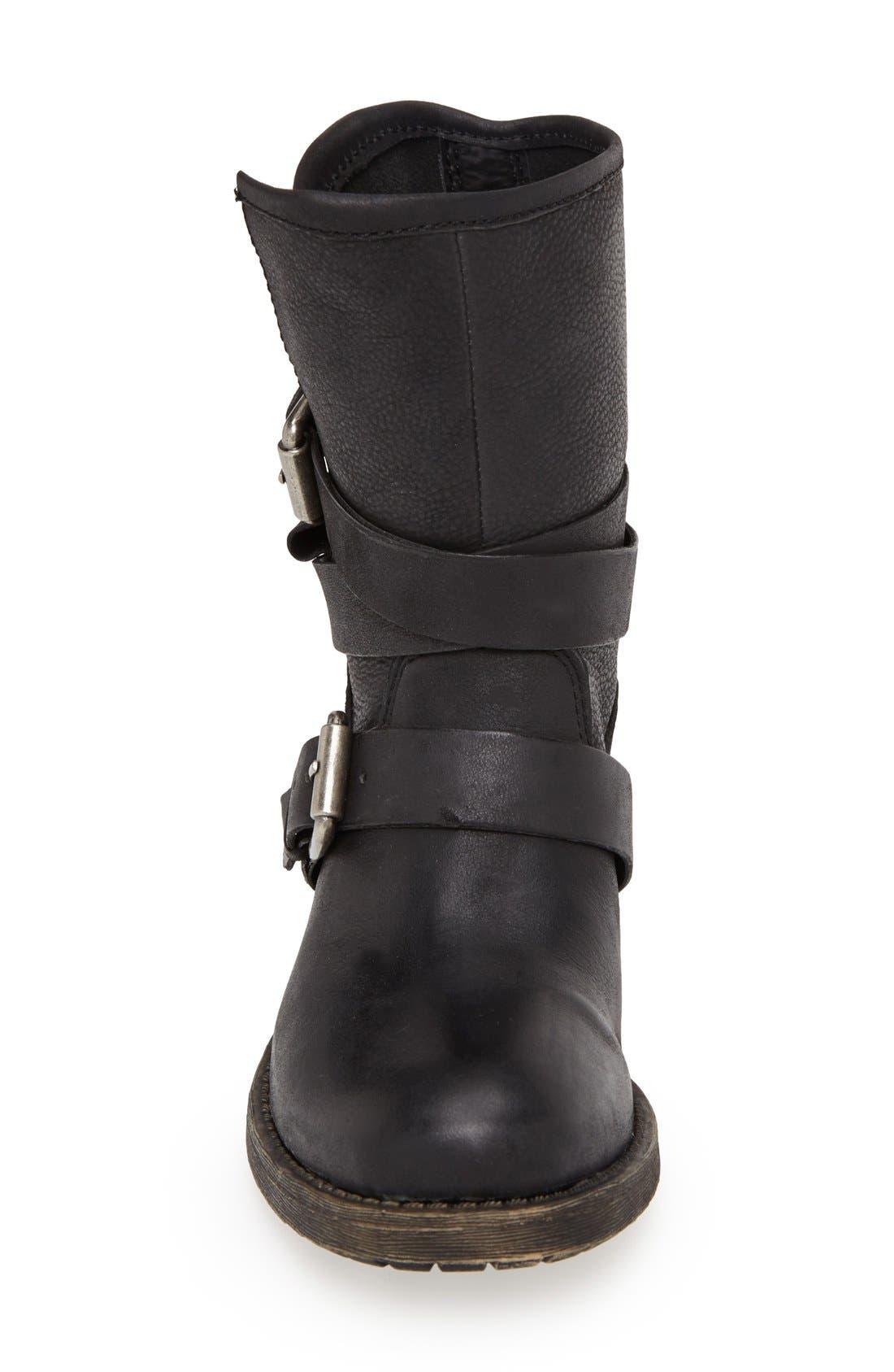 Alternate Image 3  - Lucky Brand 'Dallis' Moto Boot (Women)