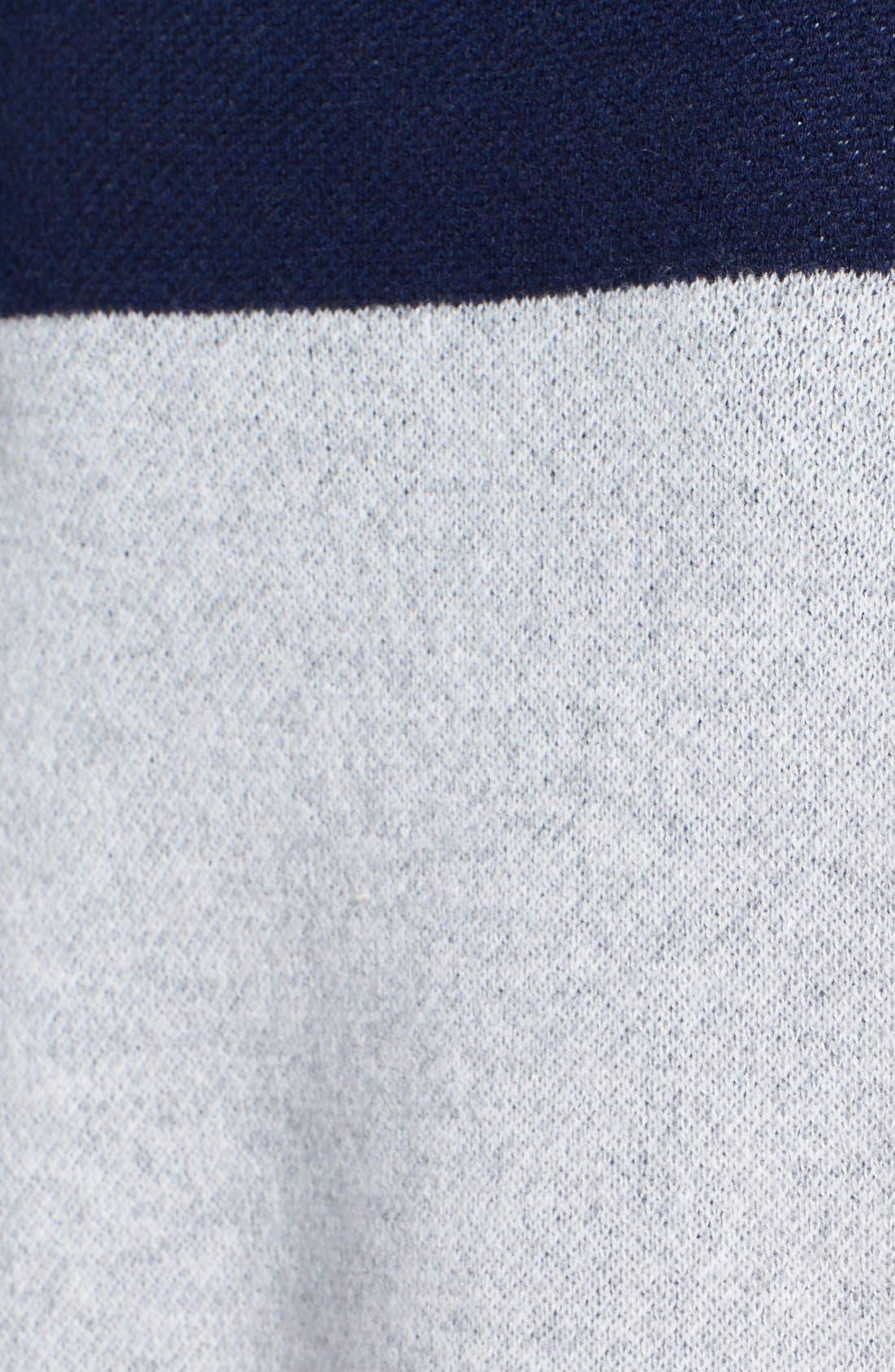 Alternate Image 3  - Vince Intarsia Colorblock Sweater