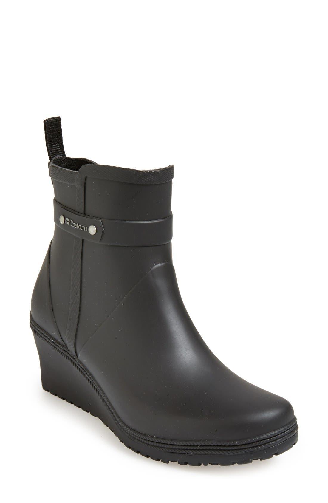 Alternate Image 1 Selected - Tretorn 'Plask' Rain Boot (Women)