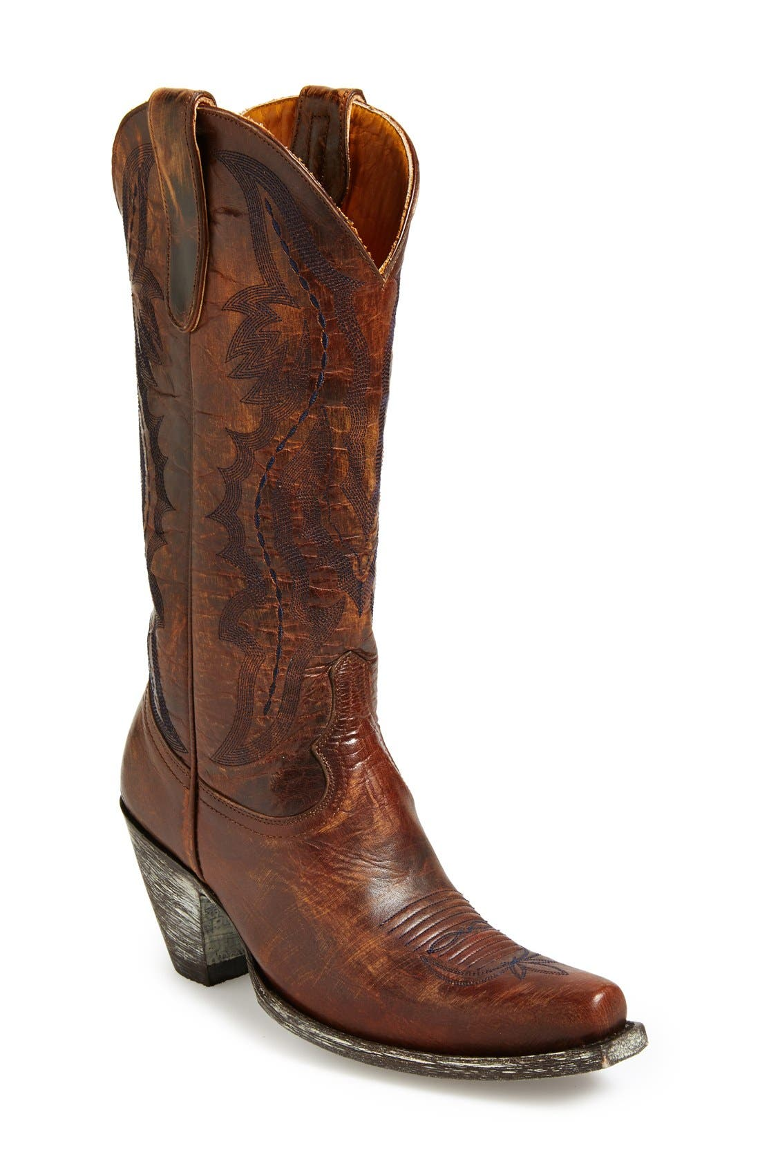 Alternate Image 1 Selected - Old Gringo 'Rio' Leather Western Boot (Women)